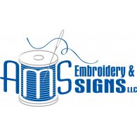 Logo of AMS Embroidery & Signs LLC