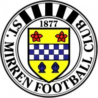Logo of FC Saint-Mirren Paisley
