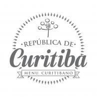Logo of República de Curitiba Menu Curitibano