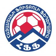 Logo of Football Federation of Armenia 1992-1995