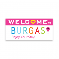 Logo of Welcome to Burgas