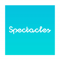 Logo of Spectacles Snapchat