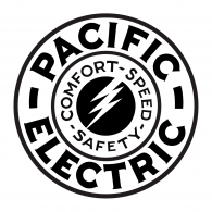 Logo of Pacific Electric Railway Company