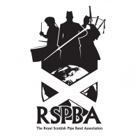 Logo of Royal Scottish Pipe Band Association (RSPBA)