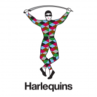 Logo of Harlequins