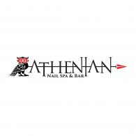 Logo of Athenian Nail Spa & Bar