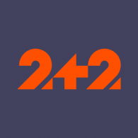 Logo of 2+2