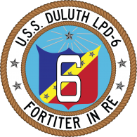 Logo of USS DULUTH LPD-6