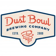 Logo of Dust Bowl Brewing Company