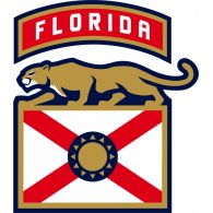 Logo of Florida Panthers Left Shoulder Patch
