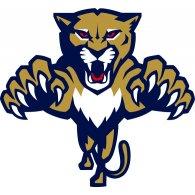 Logo of Florida Panthers Lunging Cat