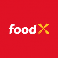 Logo of FoodX - Online Food Ordering System