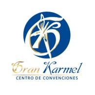 Logo of Centro de convenciones Gran Karmel
