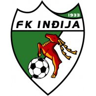 Logo of FK Indija