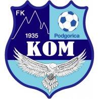 Logo of FK Kom Podgorica