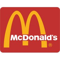 Logo of Mc Donald's