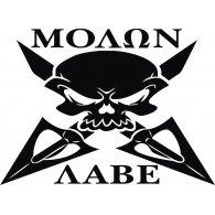Logo of molon labe