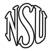 Logo of NSU motorenwerke