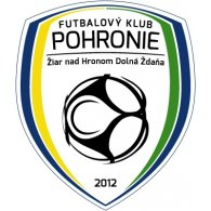 Logo of FK Pohronie Ziar nad Hronom