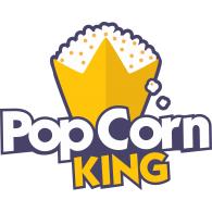 Logo of Popcorn King