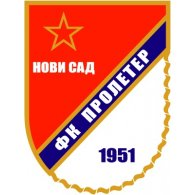 Logo of FK Proleter Novi-Sad