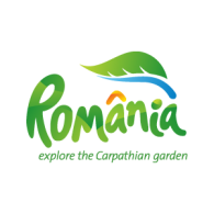 Logo of Romania Tourism Logo