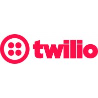 Logo of Twilio