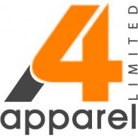 Logo of A4 Apparel Ltd
