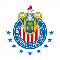 Logo of Chivas Rayadas del Guadalajara (1987)