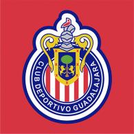 Logo of Club Deportivo Guadalajara (actual)