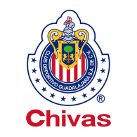Logo of Chivas Rayadas del Guadalajara (2017)