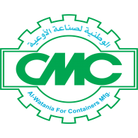 Logo of CMC Al Watania for Container MFG.