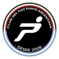 Logo of Club del Fiat Punto Argentina