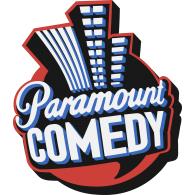 Logo of Paramount Comedy