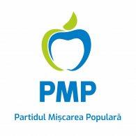 Logo of PMP - Partidul Miscarea Populara