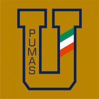 Logo of Pumas de la UNAM (1970-75)