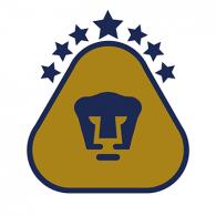 Logo of Pumas (invertido)