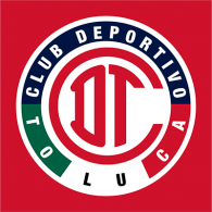 Logo of Deportivo Toluca Futbol Club (logo comercial)