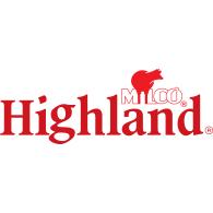 Logo of Highland milk