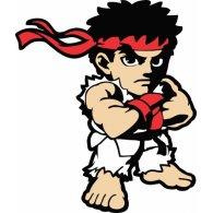 Logo of ryu street fighter