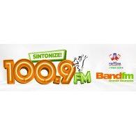 Logo of band fm grande dourados