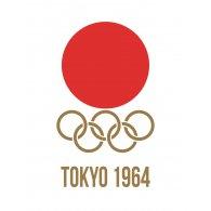 Logo of Tokyo 1964 Olympics