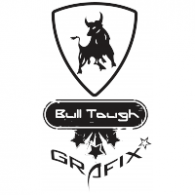 Logo of bull tough grafix
