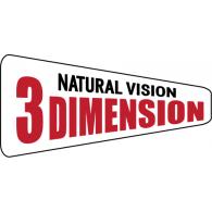 Logo of Natural Vision 3D