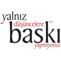 Logo of serisan baskı merkezi