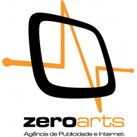 Logo of ZeroArts - Agência de Publicidade e Internet