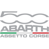 Logo of 500 Abarth Assetto Corsa