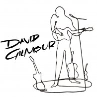 Logo of David Gilmour