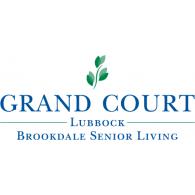 Logo of Grand Court - Brookdale Senoir Living