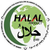 Logo of Halal